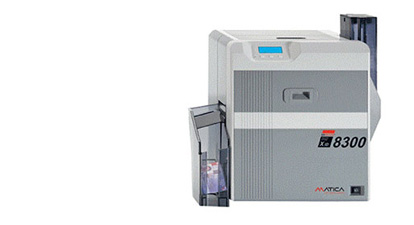 HARDWARE - Re-transfer <br/> Card Printer